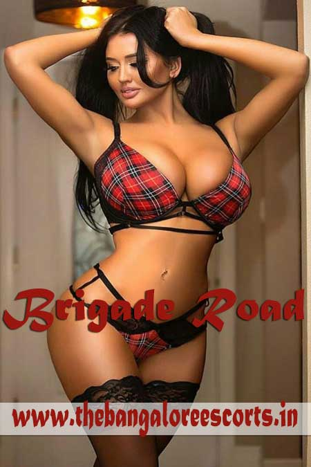 Brigade Road Escorts Bangalore
